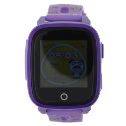 GPS Smart Kids Watch RW33 фиолет