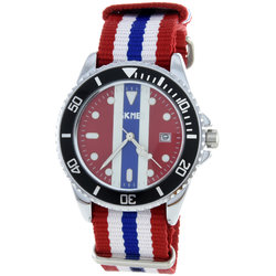 Skmei 9133 blue-white-red
